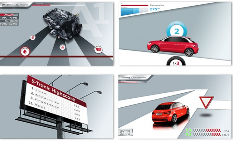 Audi A1_Screendesigns